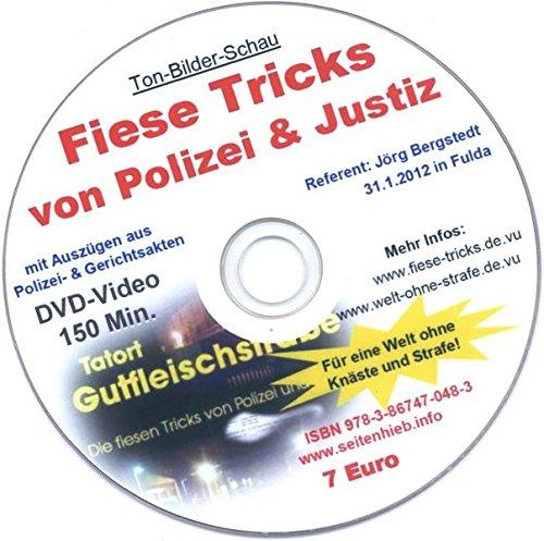 Fiese Tricks von Polizei & Justiz (DVD): mit Auszügen aus Polizei- & Gerichtsakten (DrehScheibe) (Gericht Dvd)