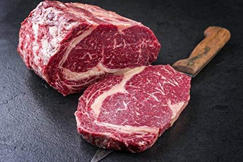 3 kg Entrecote/Ribeye am Stück vom besten Färsenfleisch, (mindestens 3 kg) zum selber schneiden, gut zum