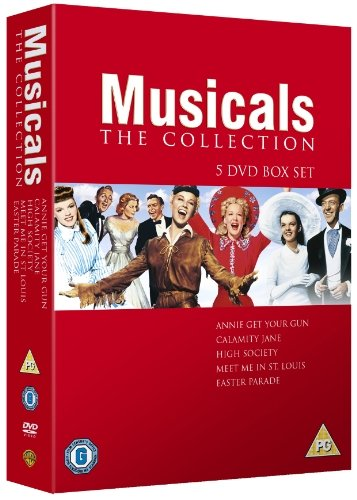 Musicals: The Collection [DVD] [2011] by Judy Garland