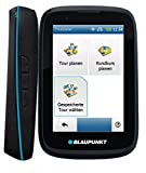 Blaupunkt Fahrrad High-End-Navigationssystem BikePilot², 3,5