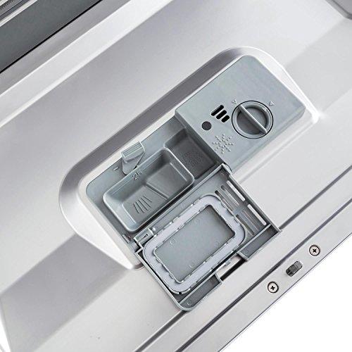 Klarstein Amazonia 6 Argentea Spülmaschine Tischgeschirrspülmaschine Silber - 9