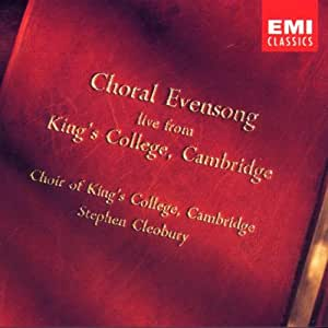 Choral Evensong from King's College, Cambridge
