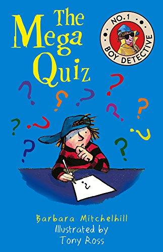 The Mega Quiz (No. 1 Boy Detective)