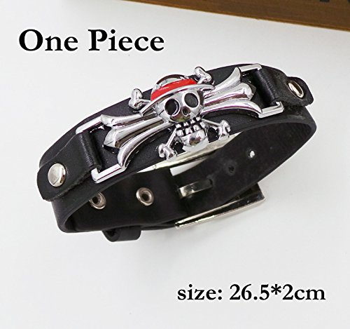 One Piece Cosplay Pulsera