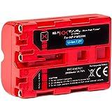 Baxxtar Pro Energy batterie pour Sony NP-FM500H ( véritable 2040 mAh certificat de UL) avec Info Chip - Système de batterie intelligent