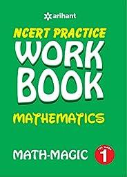 WORKBOOK MATH MAGIC CBSE- CLASS 1ST