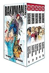 Bakuman. Box 01: Bände 1-5 in einer Box