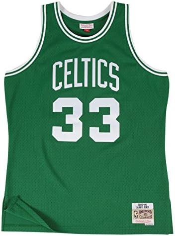 Larry Bird Boston Celtics Celtics Celtics Mitchell & Ness NBA Throwback HWC Jersey Maglia - verde B071K2P2SM Parent | Per Vincere Elogio Caldo Dai Clienti  | Primo nella sua classe  | Eccellente  Qualità  | Numerosi In Varietà  | Rifornimento Sufficiente  dee214