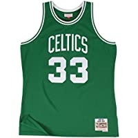 Mitchell & Ness Larry Bird Boston Celtics NBA Throwback HWC Jersey – Verde ...