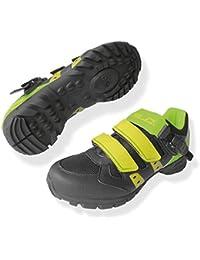 Xlc Zapatos All MTB- cb-m10 Verde/Negro/Amarillo 40 (Zapatos