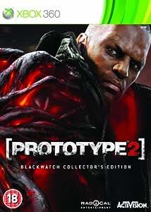 Prototype 2: Blackwatch Collector's Edition (Xbox 360)