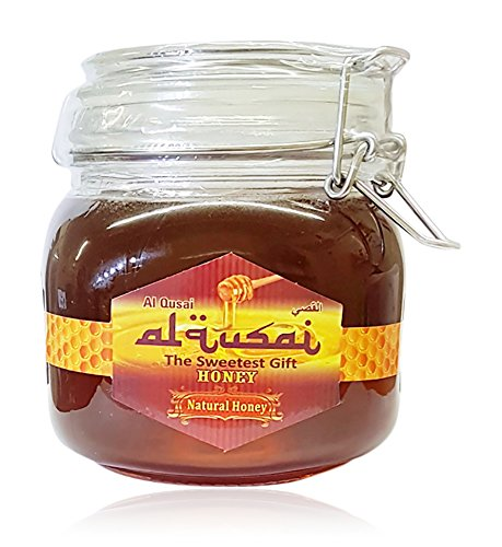 Al Qusai Pure Natural Honey, 1 Kg