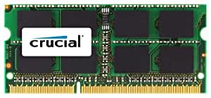 Crucial 8GB Single DDR3/DDR3L 1600 MT/s (PC3-12800) CL11 SODIMM 204-Pin 1.35V/1.5V Memory for Mac CT8G3S160BM Size: 8GB Portable Consumer Electronic Gadget Shop