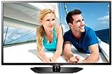 LG 47LN5708 LED TV - Televisor (1193.8 mm (47 '), Full HD, 1920 x 1080 Pixeles, DVB-C, DVB-S, DVB-S2, DVB-T, 20 W, ClearVoice II, InfiniteSuround) (importado)