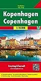 Freytag Berndt Stadtpläne, Kopenhagen - Maßstab 1:15.000