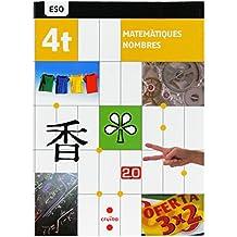 Matemàtiques, Nombres. 4 ESO. Connecta 2.0