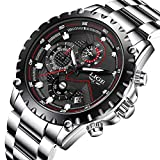 Best Men Watches - Mens Waterproof Sport Watches Men Luxury Brand LIGE Review