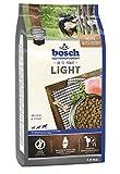 bosch HPC Light | Hundetrockenfutter für übergewichtige Hunde aller Rassen, 1 x 1 kg