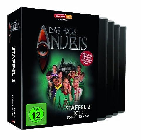 Das Haus ANUBIS - Staffel 2,Teil 2 (Episoden 175-234) [4 DVDs]