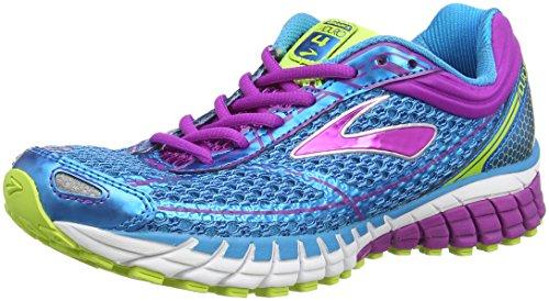 Brooks Aduro 4, Scarpe Running Donna, Mehrfarbig (blau/violett), 38 EU (5 UK)