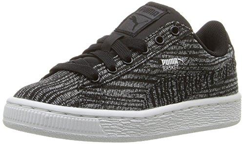 Puma Asfalto Termo Puma Sneakers Sneaker Têxteis Preto Cesta zq1WwXzxrS