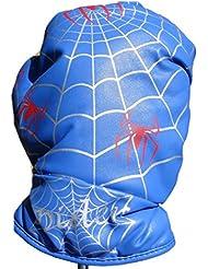 Spider Web Design, Boxen, Handschuh Driver Golf Club Cover Schlägerhaube