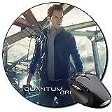 Quantum Break Mauspad Round Mousepad PC