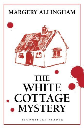 The White Cottage Mystery by Allingham, Margery (2013) Paperback - Cottage White Queen
