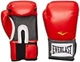 Everlast 1200008 Pro Style Training Gloves, X-Large (Red)