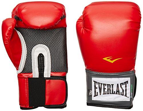 Everlast Pro Style Training Gloves 12 oz (Red)