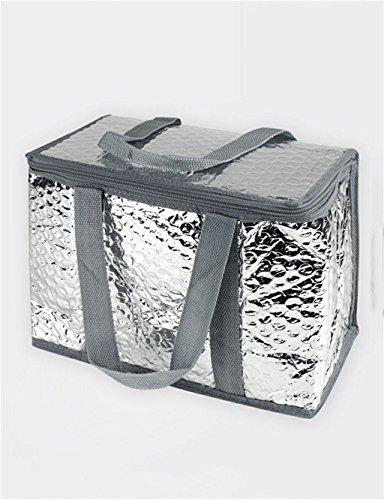 Chaud et froid Sacs de protection de l'environnement Sacs d'isolation portatifs Sacs de camping Sacs de froid Grande capacité