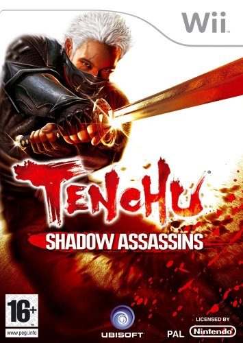 Tenchu Shadow Assassins (nintendo Wii)