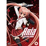 Aria The Scarlet Ammo
