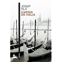 Cartas de Italia (Narrativa)