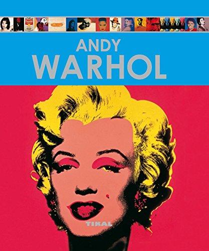 Portada del libro Andy Warhol (Enciclopedia Del Arte)