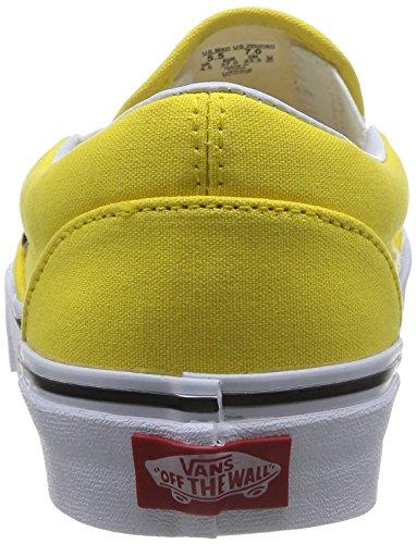 Vans - U Classic, Sneakers unisex Giallo (Jaune (Vibrant Yellow/True White))
