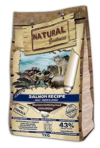 Natural Greatness - Natural Greatness Salmón Sensitive