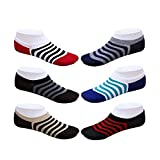 #7: Delhitraderss Unisex Loafer Socks For Men and Women (6 Pairs) Free Delivery