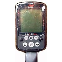 DetectorCovers MINELAB Equinox Detector DE Metal DE LA Cubierta DE LA Caja DE Control (Cubierta