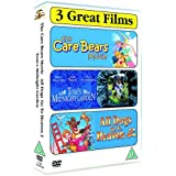 Tom's Midnight Garden / The Care Bears Movie / All Dogs Go to Heaven 2 - 3-DVD Box Set ( All Dogs Go to Heaven Two ) [ NON-USA FORMAT, PAL, Reg.2 Import - United Kingdom ] by Greta Scacchi