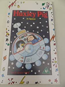 Huxley Pig - In Space [VHS] [1991]