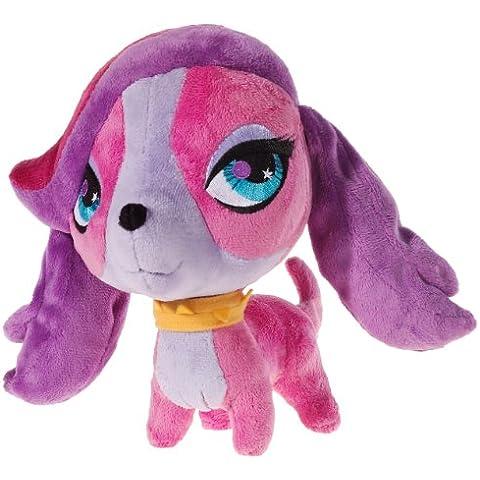 Heunec Littlest Pet Shop 584570 Zoe - Perro Spaniel de peluche (25 cm)