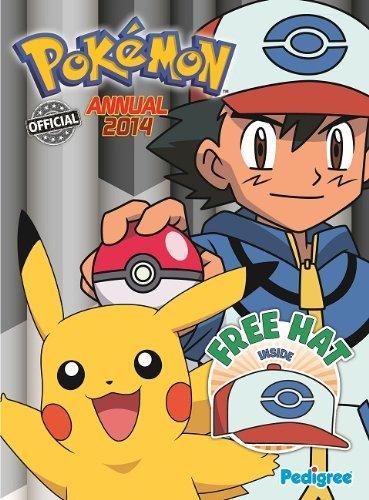 Pokemon Annual 2014 (Pokémon) by Pedigree Books Ltd (1-Aug-2013) Hardcover