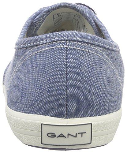 GANT Damen New Haven Sneakers Blau (vintage blue G66)