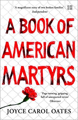 A Book Of American Martyrs por Oates Joyce Carol