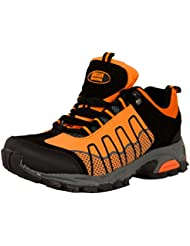 GUGGEN MOUNTAIN Zapatillas de senderismo Zapatos para caminar Botas de monta–a Zapatos de montana Nordic Walking Mujer T002