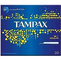 Tampax Tampons Applikator Regular (20) - Packung mit 2 preisvergleich bei billige-tabletten.eu