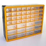 51t1dZbb0HL. SL160  - BEST BUY# Marko Tools Drawer Cabinet Storage Chest Garage Organiser Tool Fixing Screw Nut Bolt Nails (44 Drawer) Reviews