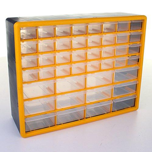 51t1dZbb0HL - BEST BUY# Marko Tools Drawer Cabinet Storage Chest Garage Organiser Tool Fixing Screw Nut Bolt Nails (44 Drawer) Reviews