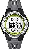 Timex TW5M06700 Orologio da Polso, Quadrante Digitale Unisex, Cinturino in Resina, Grigio